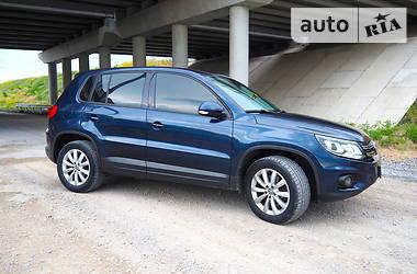 Volkswagen Tiguan 4 motion TSI