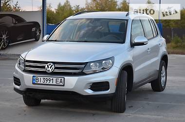 Volkswagen Tiguan 2016 в Харькове