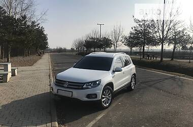 Volkswagen Tiguan 2015 в Запорожье