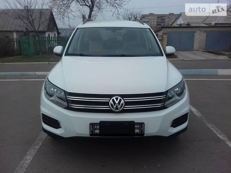 Volkswagen Tiguan 2017 в Дружковке