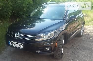 Volkswagen Tiguan 2014 в Славянске