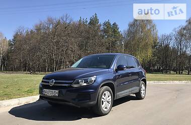 Volkswagen Tiguan 2013 в Кропивницком