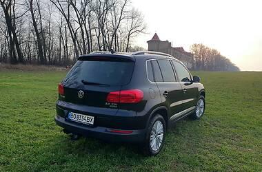 Volkswagen Tiguan 2014 в Тернополе