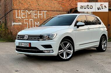 Volkswagen Tiguan 2017 в Виннице