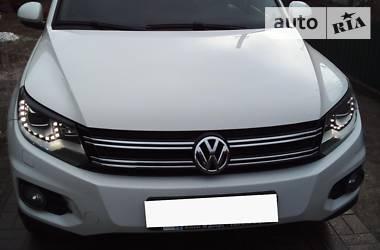 Volkswagen Tiguan 2013 в Сахновщине
