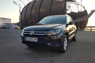 Volkswagen Tiguan 2015 в Одесі
