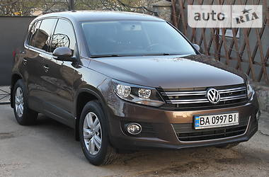 Volkswagen Tiguan 2012 в Первомайську