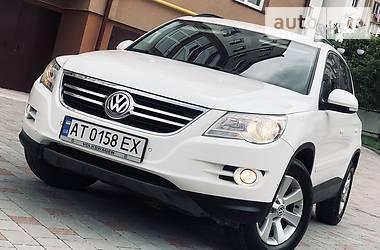 Внедорожник / Кроссовер Volkswagen Tiguan 2011 в Ивано-Франковске