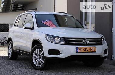 Внедорожник / Кроссовер Volkswagen Tiguan 2016 в Дрогобыче