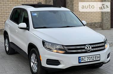 Позашляховик / Кросовер Volkswagen Tiguan 2012 в Херсоні