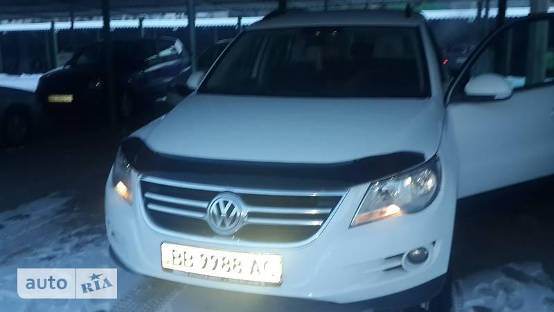 Volkswagen Tiguan 2011 в Северодонецке