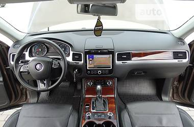 Volkswagen Touareg DIZEL//PNEVMO 2011