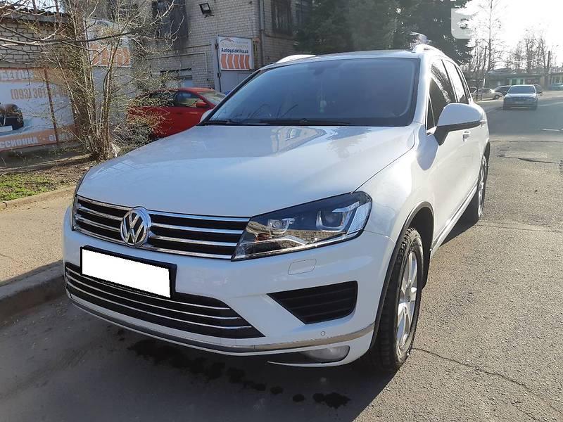 Volkswagen Touareg 2015 в Миколаєві