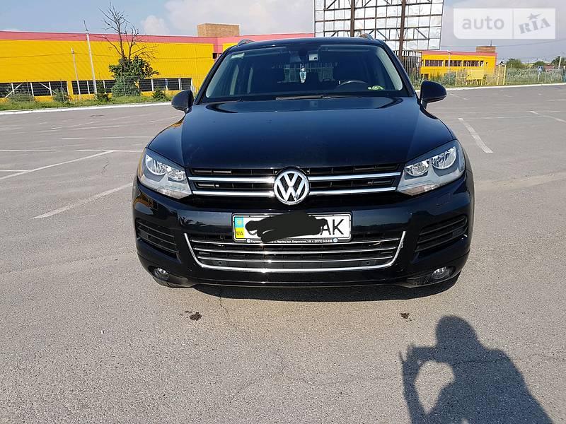 Volkswagen Touareg 2012 в Черновцах