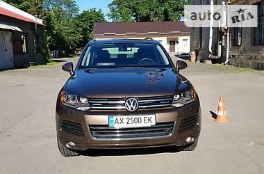 Volkswagen Touareg 2012 в Харькове