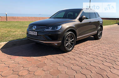 Volkswagen Touareg 2017 в Одесі