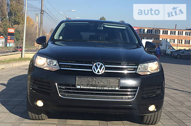 Volkswagen Touareg 2013 в Виннице