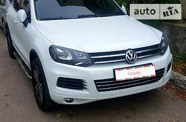 Volkswagen Touareg 2014 в Херсоні