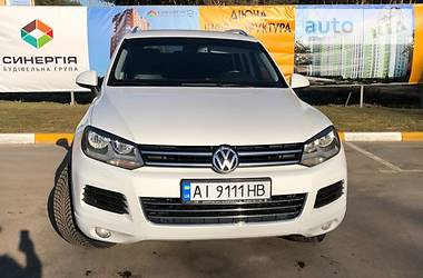 Volkswagen Touareg 2012 в Ирпене