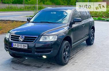 Volkswagen Touareg 2005 в Києві