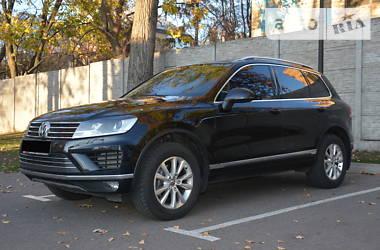 Volkswagen Touareg 2014 в Киеве