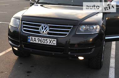 Volkswagen Touareg 2007 в Киеве