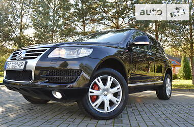 Volkswagen Touareg 2009 в Дрогобыче