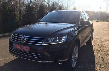 Volkswagen Touareg 2015 в Ровно
