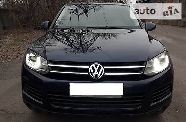 Volkswagen Touareg 2012 в Славянске