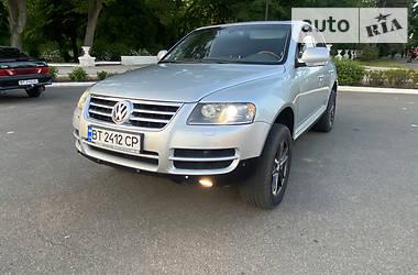 Внедорожник / Кроссовер Volkswagen Touareg 2006 в Новой Каховке