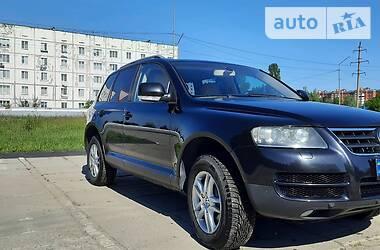 Внедорожник / Кроссовер Volkswagen Touareg 2006 в Нетешине
