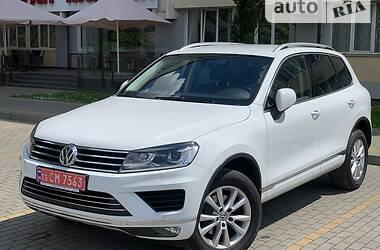 Позашляховик / Кросовер Volkswagen Touareg 2017 в Львові