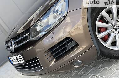 Позашляховик / Кросовер Volkswagen Touareg 2011 в Києві