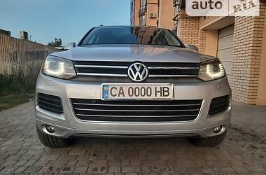 Внедорожник / Кроссовер Volkswagen Touareg 2011 в Черкассах