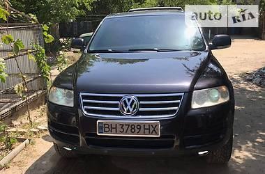 Внедорожник / Кроссовер Volkswagen Touareg 2004 в Одессе