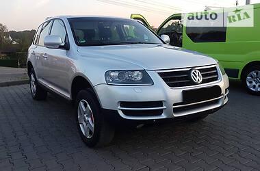 Внедорожник / Кроссовер Volkswagen Touareg 2005 в Черновцах