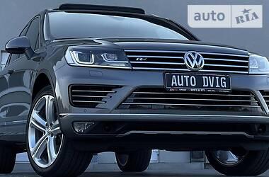 Позашляховик / Кросовер Volkswagen Touareg 2016 в Луцьку