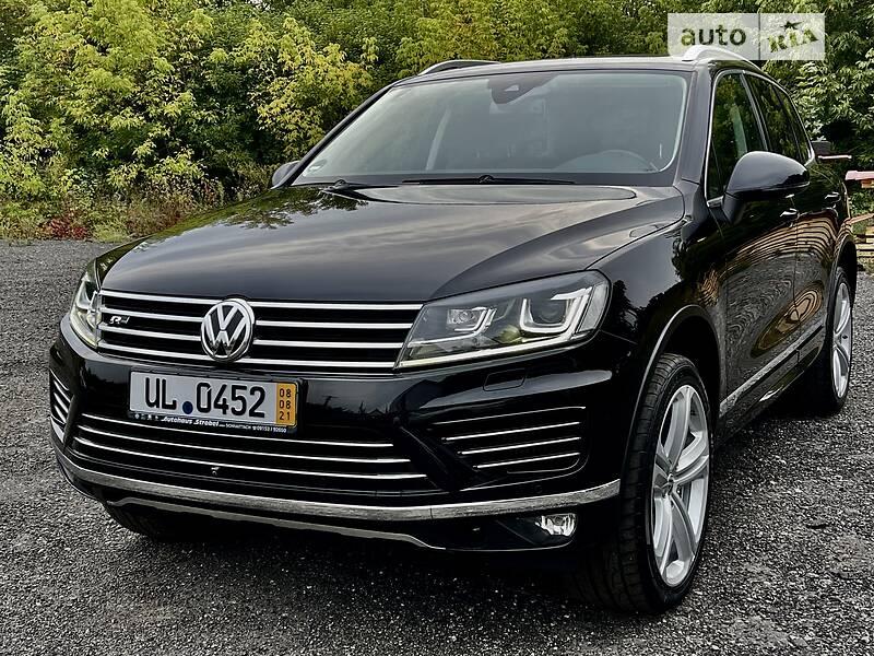 Volkswagen Touareg Exclusive R Line
