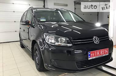 Volkswagen Touran 1.6 tdi 2012
