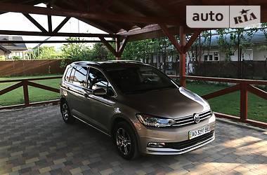 Volkswagen Touran 2016 в Ужгороде