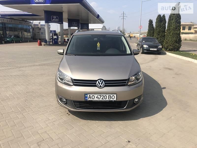 Volkswagen Touran 2011 року в Ужгороді