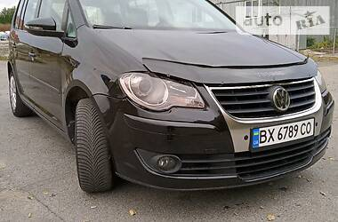 Volkswagen Touran 2009 в Хмельницком