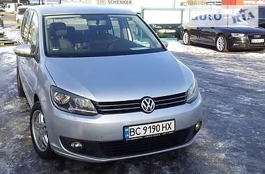 Volkswagen Touran 2013 в Червонограде