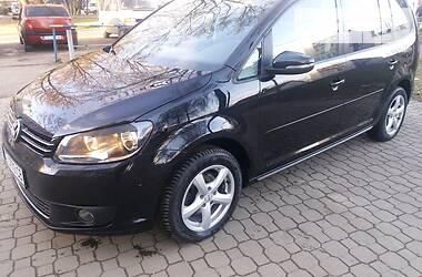 Volkswagen Touran 2014 в Черновцах