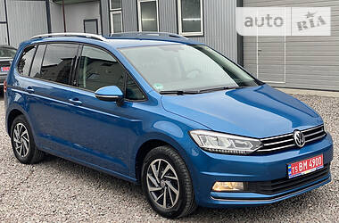Volkswagen Touran 2017 в Бродах