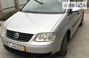 Volkswagen Touran 2003 в Миргороде