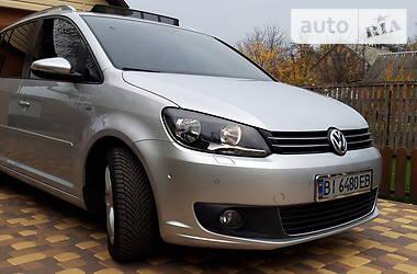 Volkswagen Touran 2015 в Миргороде