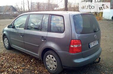 Volkswagen Touran 2005 в Лубнах