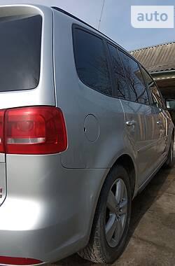 Мінівен Volkswagen Touran 2013 в Малині