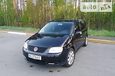 Volkswagen Touran 2003 в Ирпене